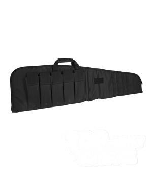 Puzdro na pušku RIFLE 140 Mil-Tec® - čierne (Farba: Čierna)