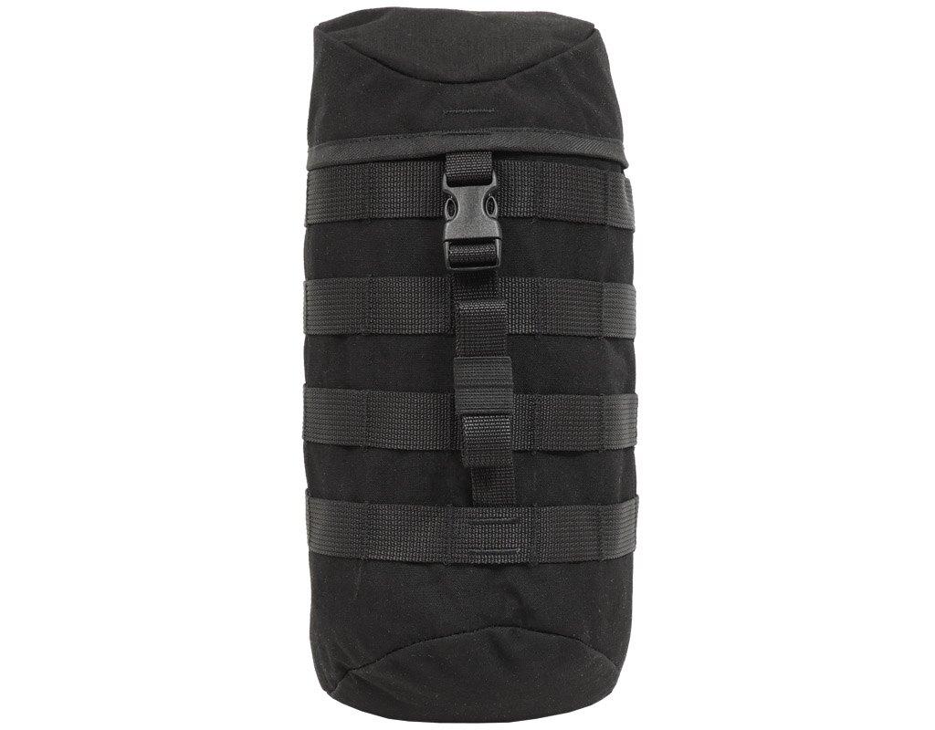 Prídavné bočné vrecko Wisport® SPARROW 5l - čierna (Farba: Čierna)