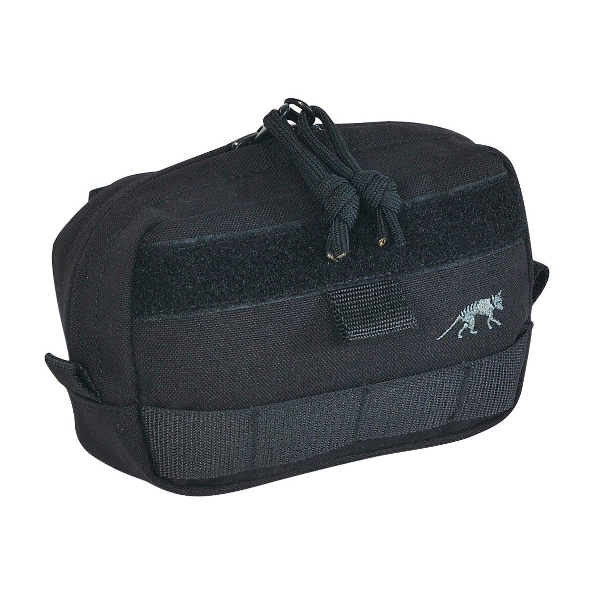 Puzdro Tasmanian Tiger® 4 Horizontal - čierne (Farba: Čierna)