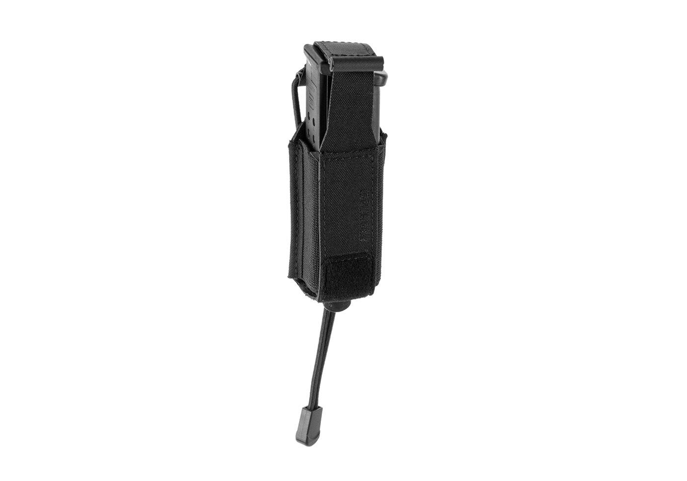 Puzdro na pištoľový zásobník 9 mm CLAWGEAR® - čierne (Farba: Čierna)