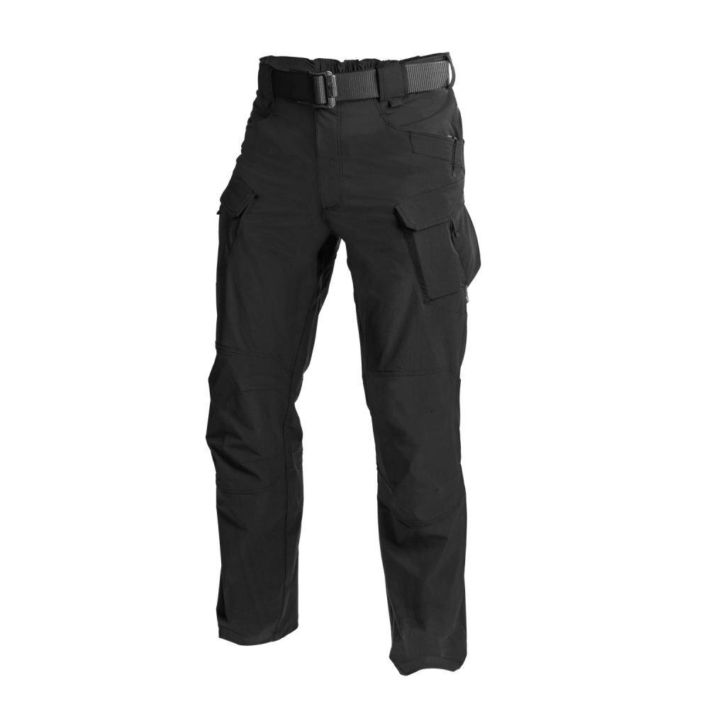 Softshellové nohavice Helikon-Tex® OTP® VersaStretch® - čierne (Farba: Čierna, Veľkosť: S)