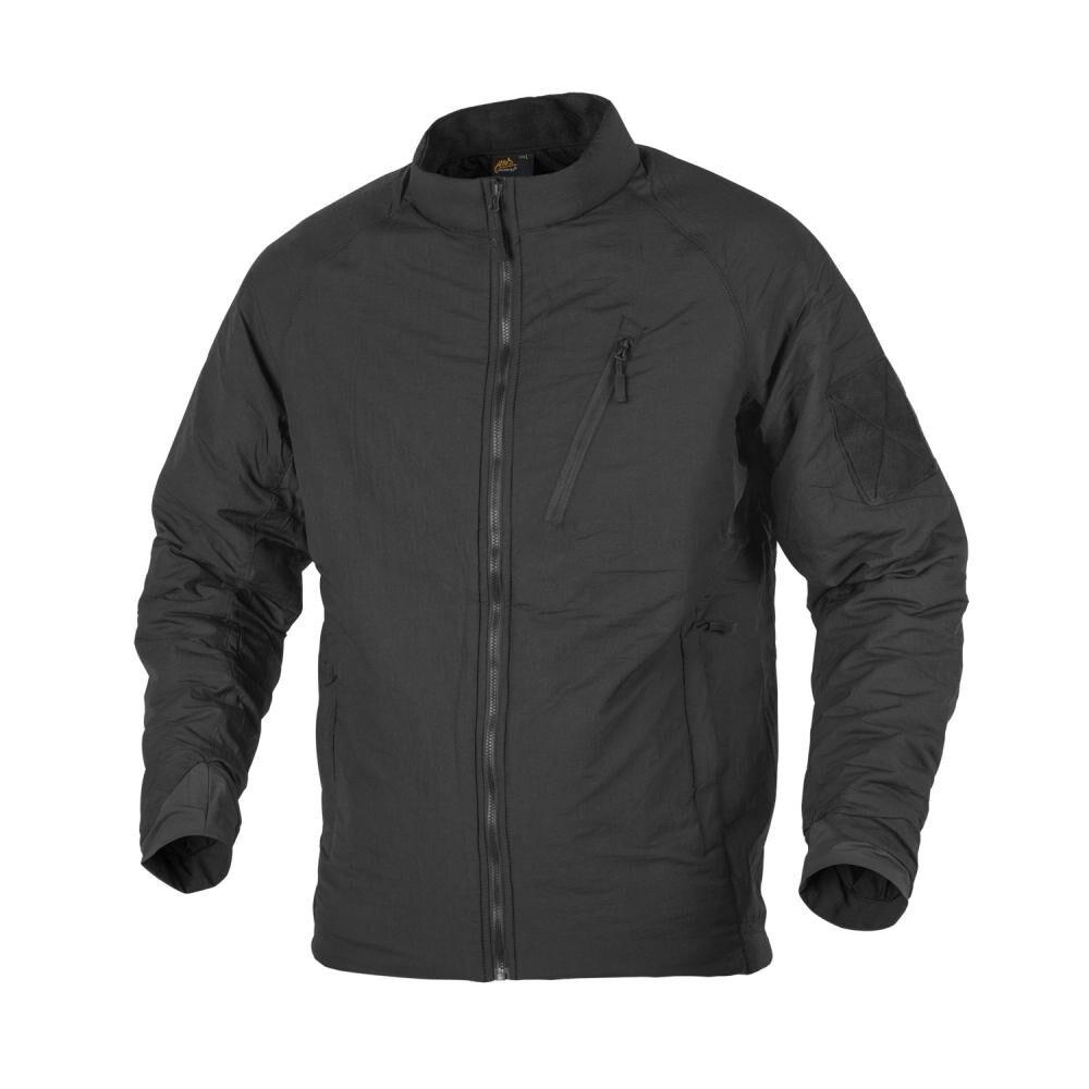 Zimná bunda Helikon-Tex® Wolfhound Climashield® - čierna (Farba: Čierna, Veľkosť: S)
