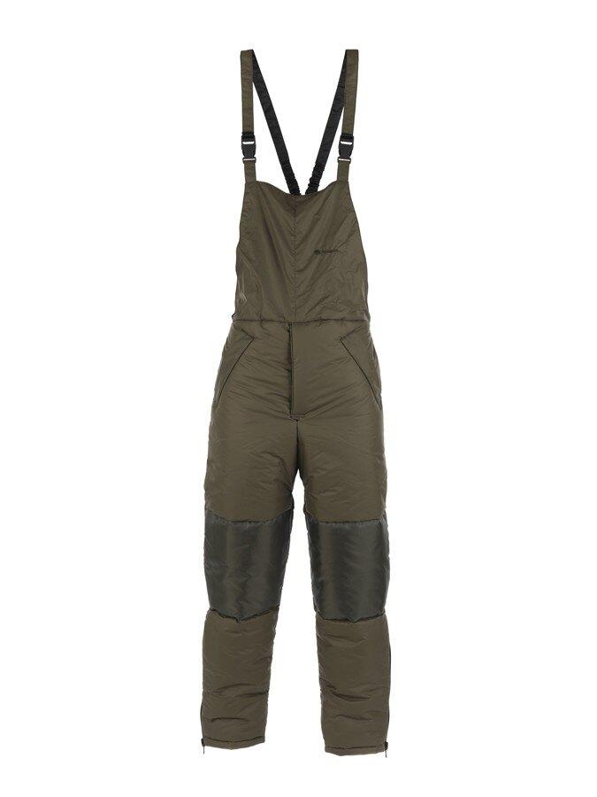 Nohavice Sleek Reversible Salopettes Snugpak® - zelená-čierna (Farba: Zelená / čierna, Veľkosť: M)