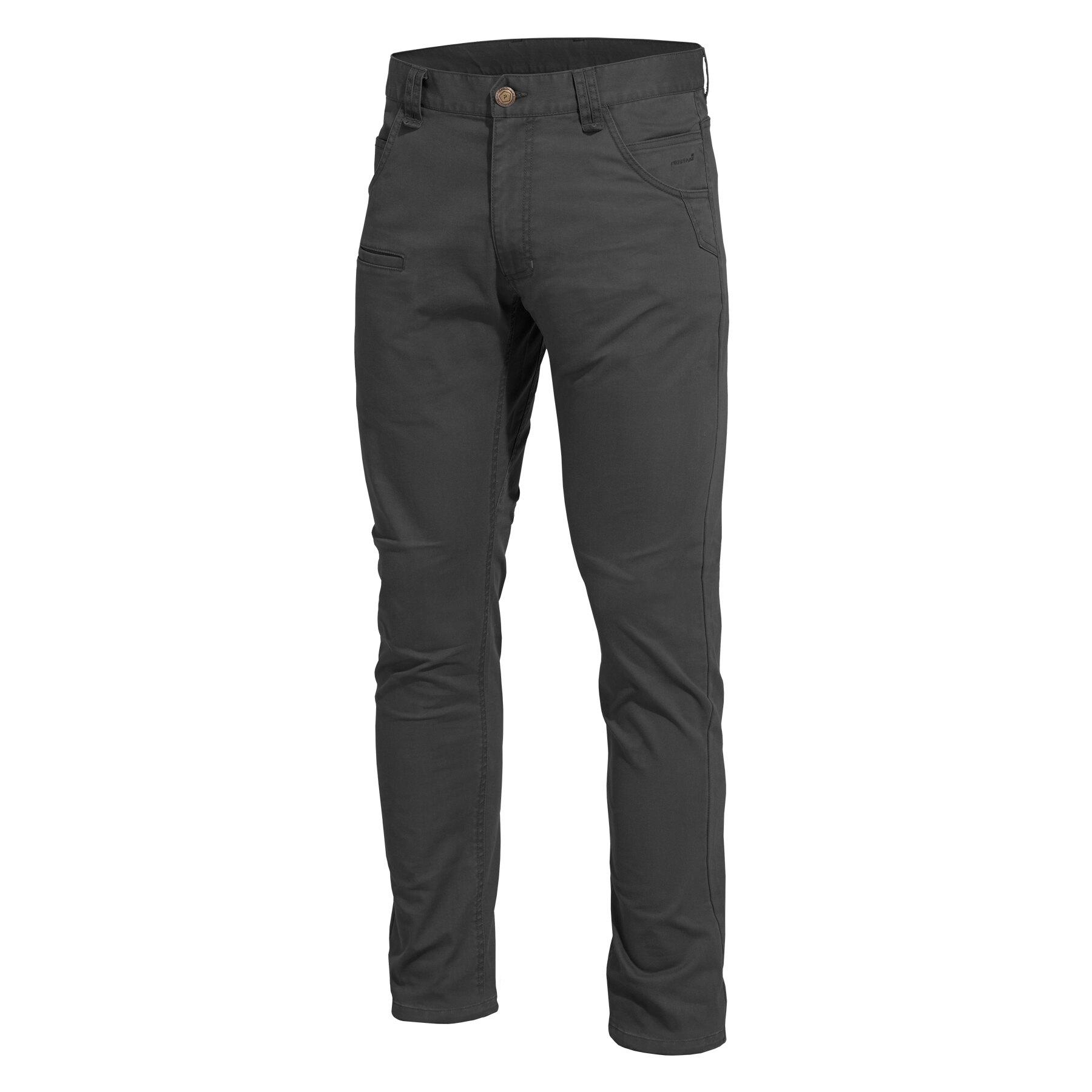 Nohavice PENTAGON® Rogue Hero – Čierna (Farba: Čierna, Veľkosť: 36)