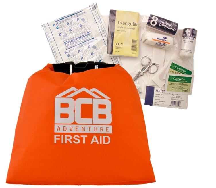 Sada prvej pomoci vo vaku BCB® - oranžová