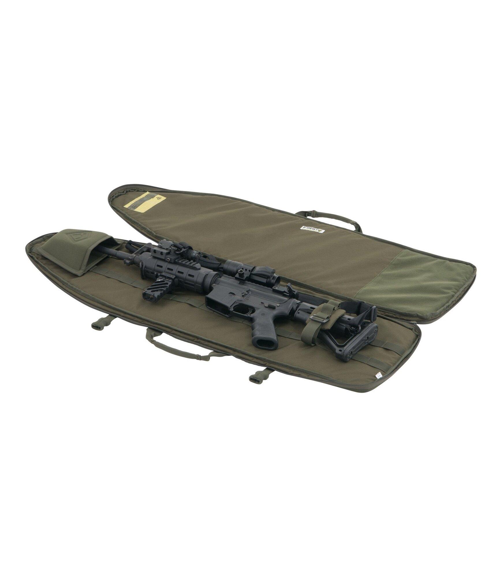 "Puzdro na zbraň First Tactical® 36"" - zelené (Farba: Zelená)"