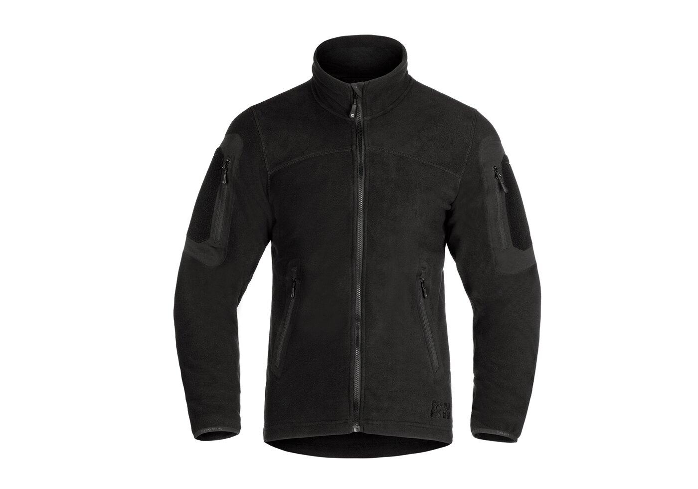 Fleecová mikina CLAWGEAR® Aviceda MK II - čierna (Farba: Čierna, Veľkosť: XXL)