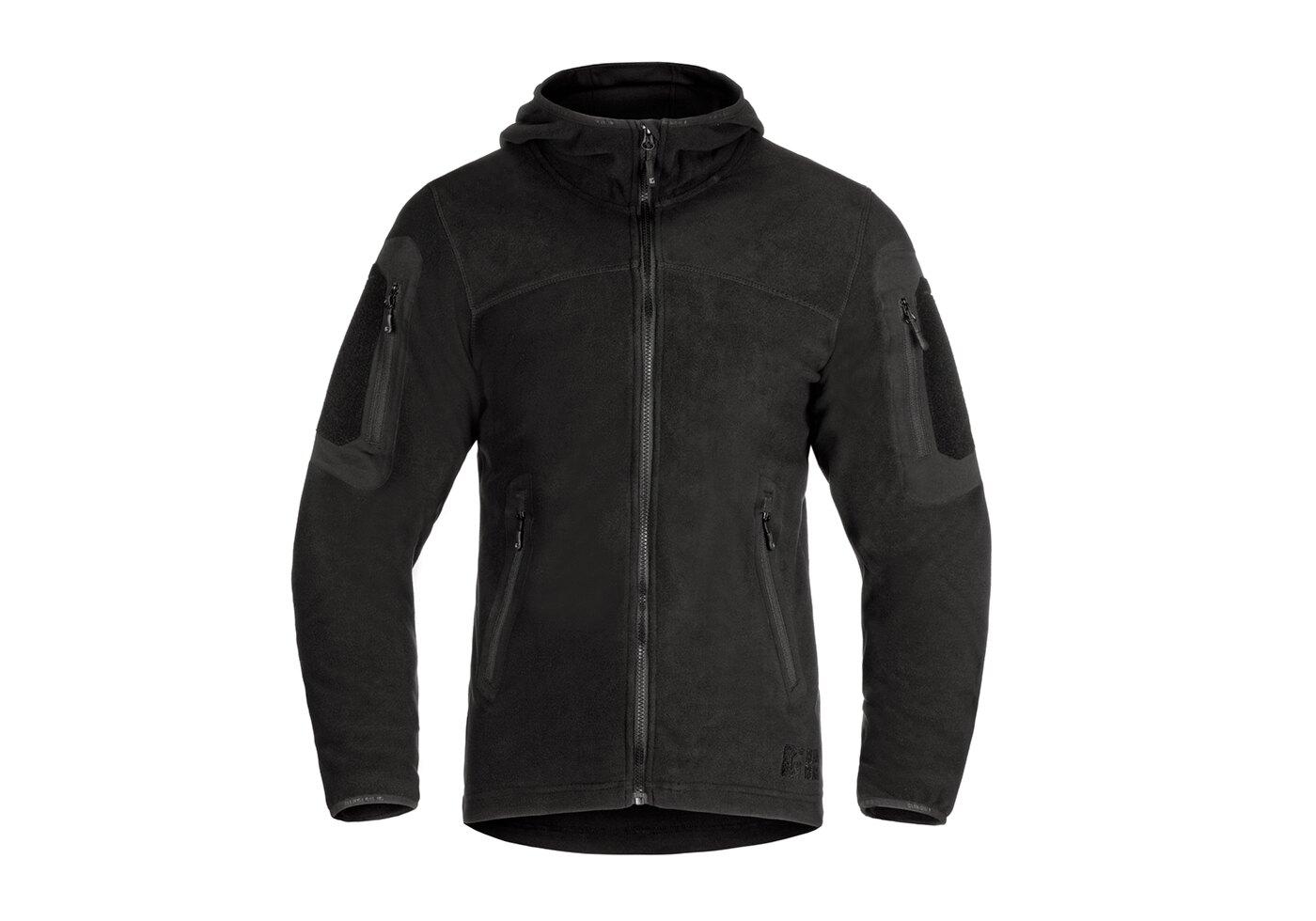 Fleecová mikina CLAWGEAR® Aviceda Hoody MK II - čierna (Farba: Čierna, Veľkosť: S)