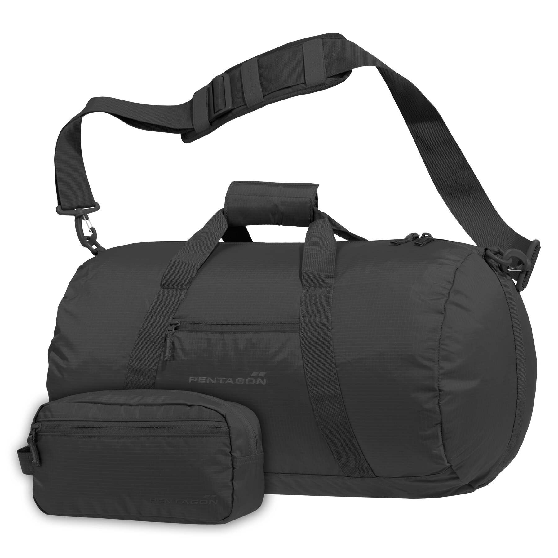 Športová taška PENTAGON® Kanon - čierna (Farba: Čierna)