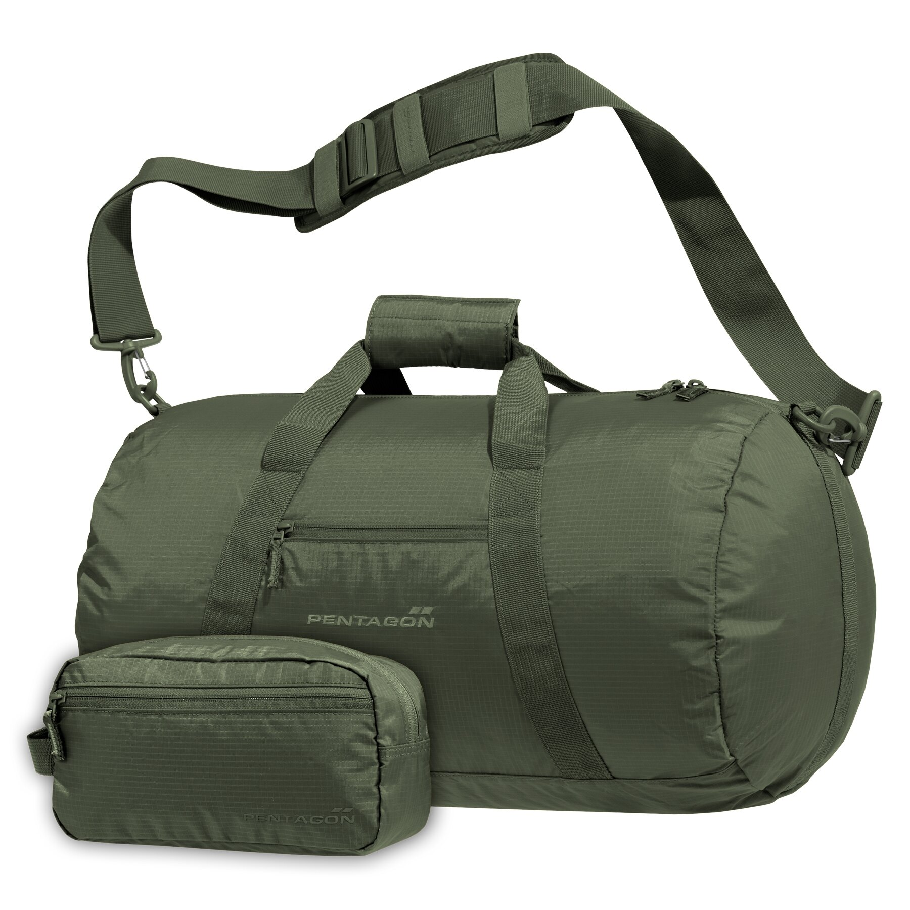 Športová taška PENTAGON® Kanon - zelená (Farba: Zelená)