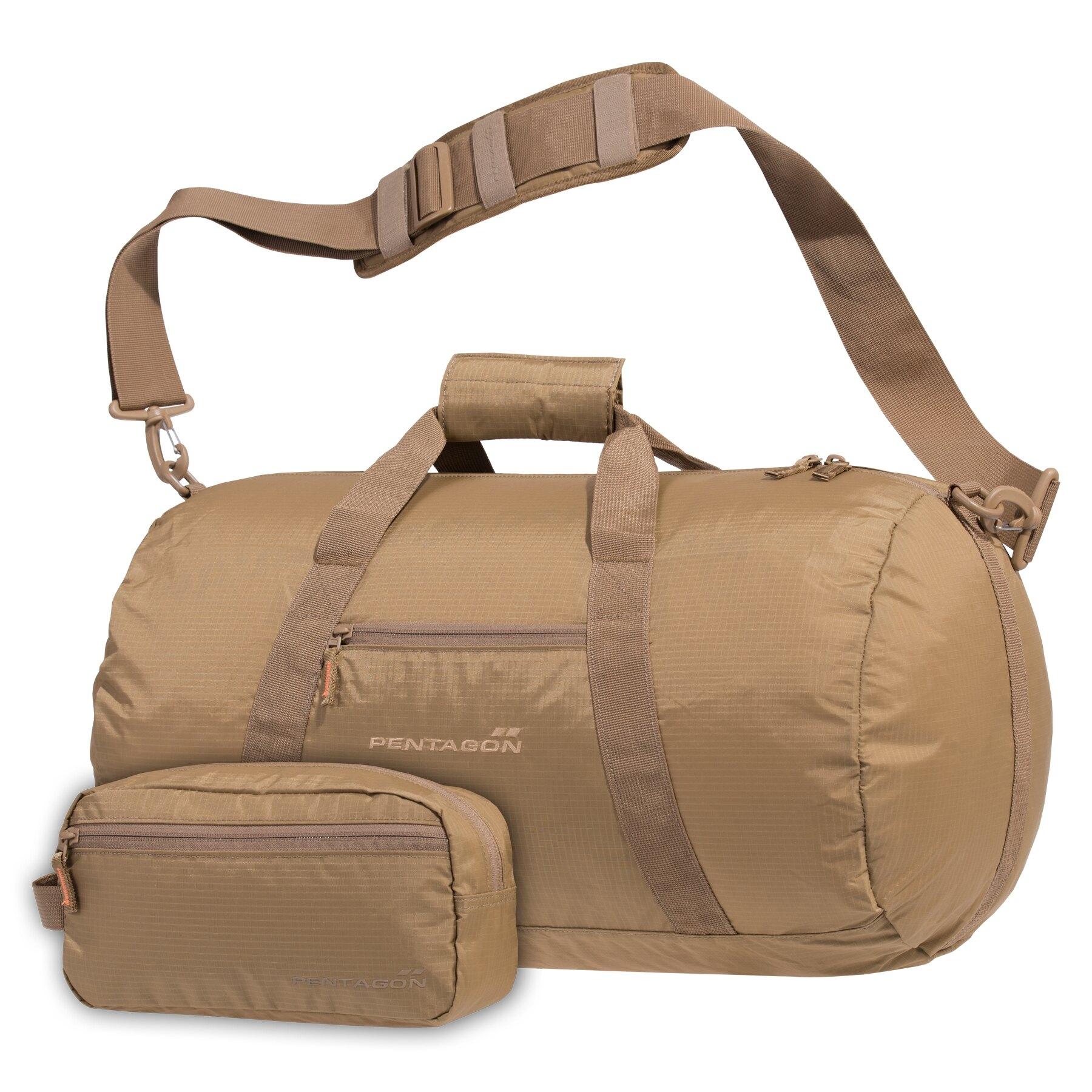 Športová taška PENTAGON® Kanon - coyote (Farba: Coyote)
