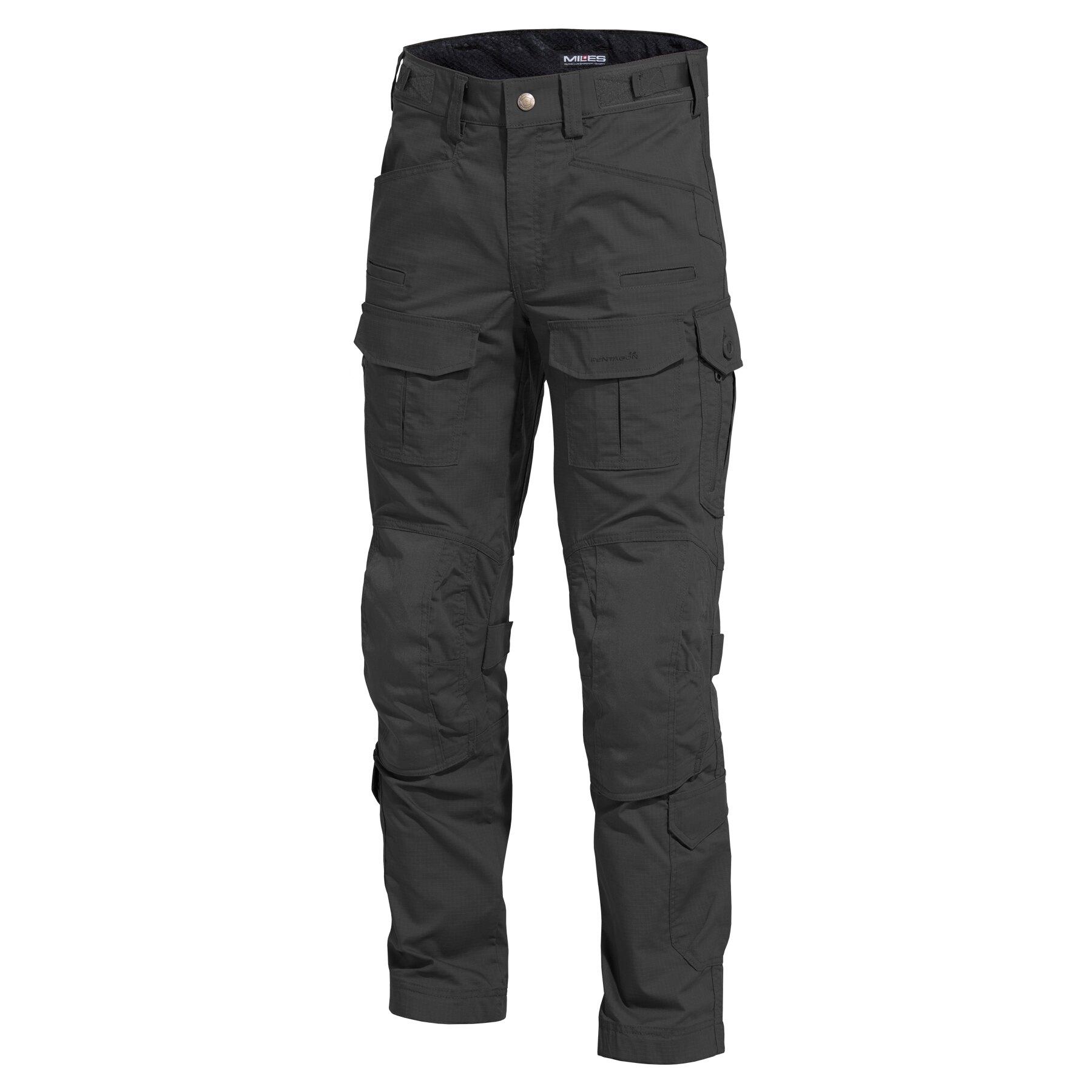 Nohavice PENTAGON® Wolf Combat - čierne (Veľkosť: 42)