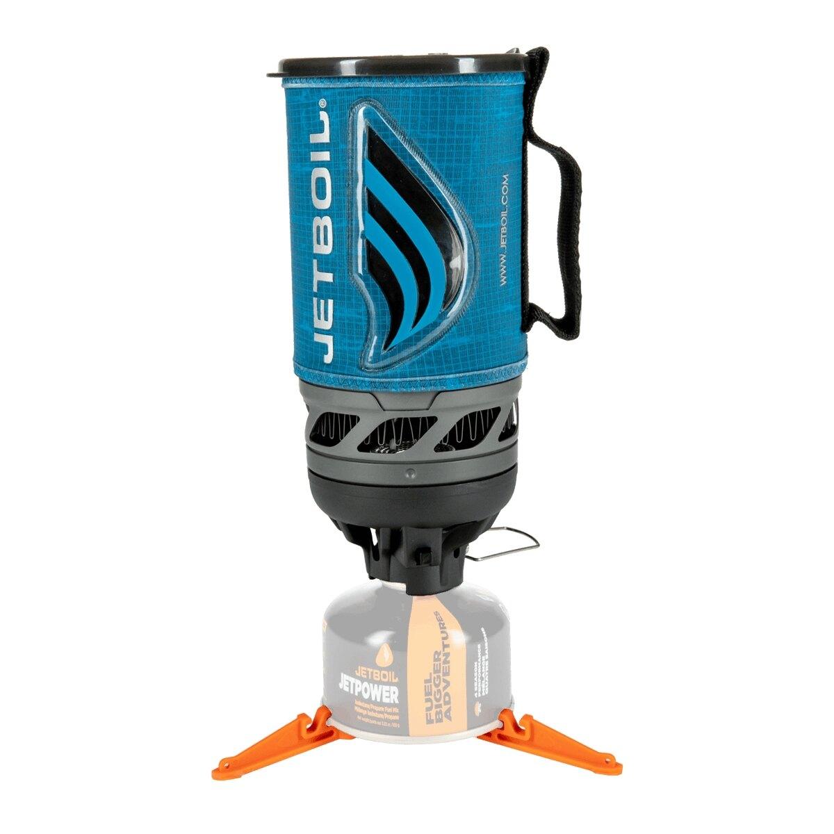 Plynový vařič Flash JETBOIL® - Matrix (Farba: Modrá, Varianta: Matrix)