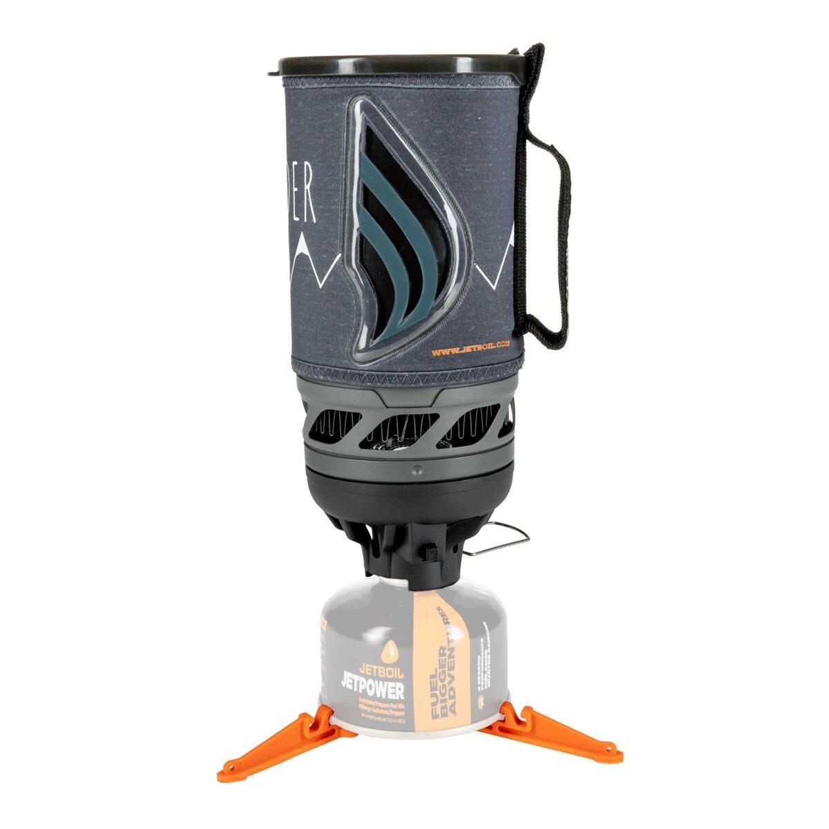 Plynový vařič Flash JETBOIL® - Wildnerness (Farba: Sivá, Varianta: Wildnerness)