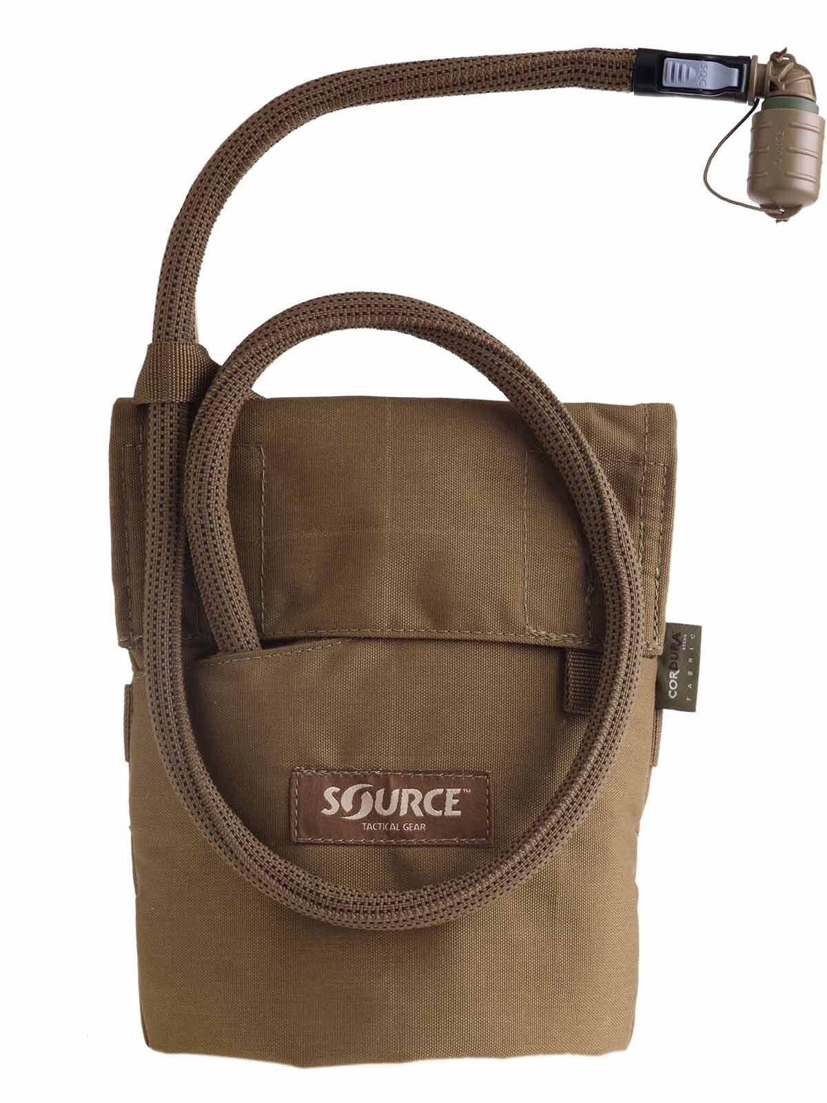 Hydratačný systém SOURCE® Kangaroo 1 l - IRR Coyote (Farba: Coyote)