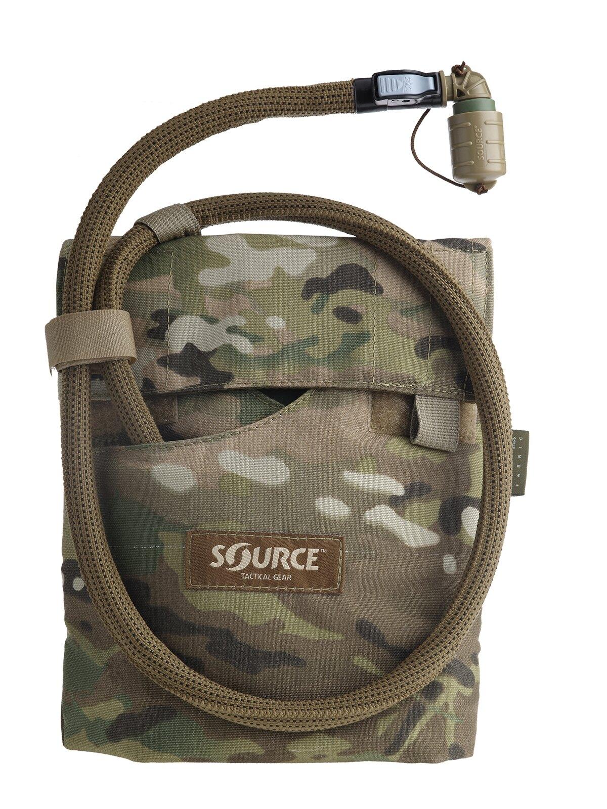 Hydratačný systém SOURCE® Kangaroo 1 l - Multicam® (Farba: Multicam®)