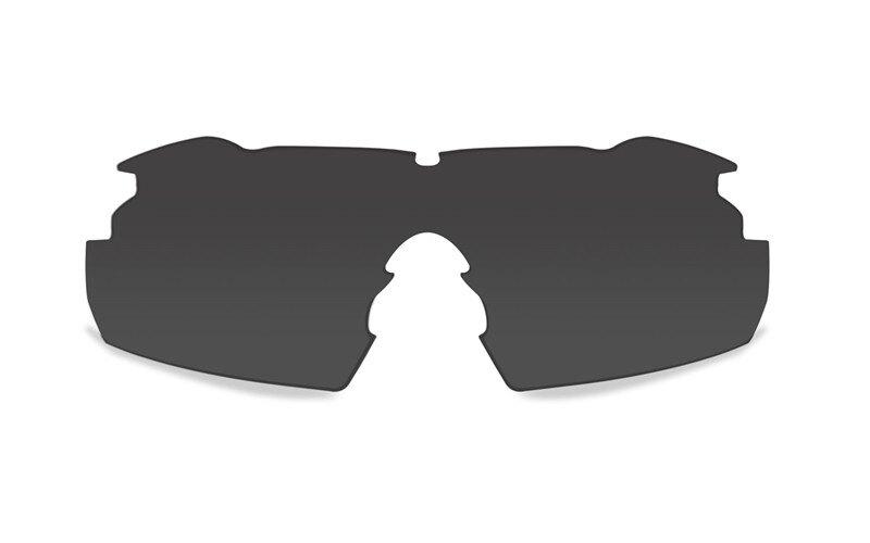 Náhradné sklá pre okuliare Vapor Wiley X® - dymovo sivá (Farba: Čierna)