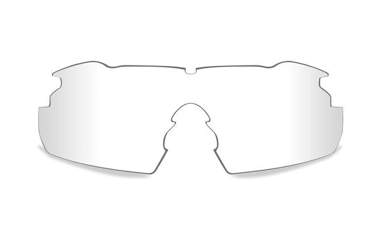 Náhradné sklá pre okuliare Vapor Wiley X® - číra (Farba: Číra)