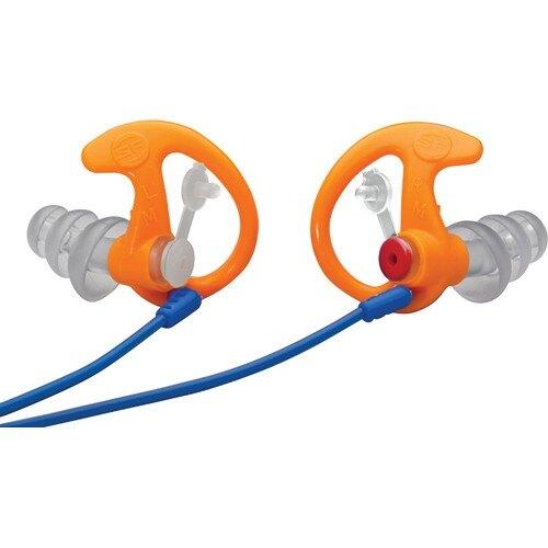 Štuple do uší EP4 Sonic Defenders® Plus Surefire® - oranžové (Veľkosť: S)