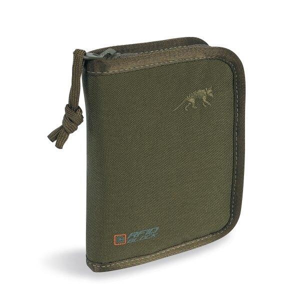 Peněženka Tasmanian Tiger® RFID Wallet - oliv (Farba: Zelená)
