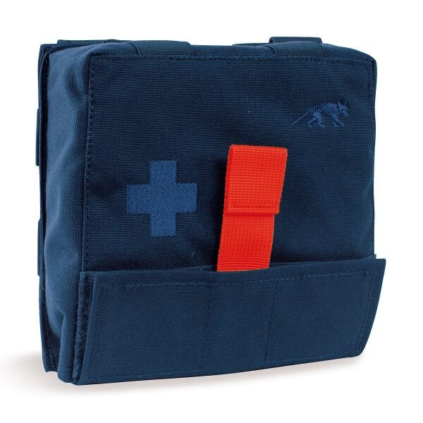 Pouzdro na zdravotnické potřeby Tasmanian Tiger® IFAK Pouch S - Navy (Farba: Modrá)