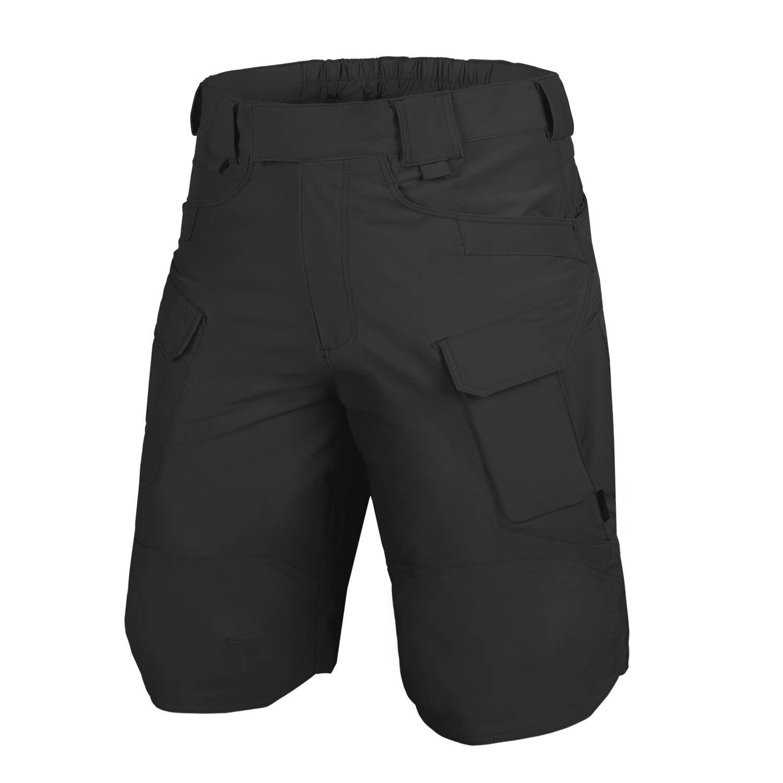 Kraťasy OTS® VersaStrech® Lite Helikon-Tex® - čierne (Farba: Čierna, Veľkosť: S)