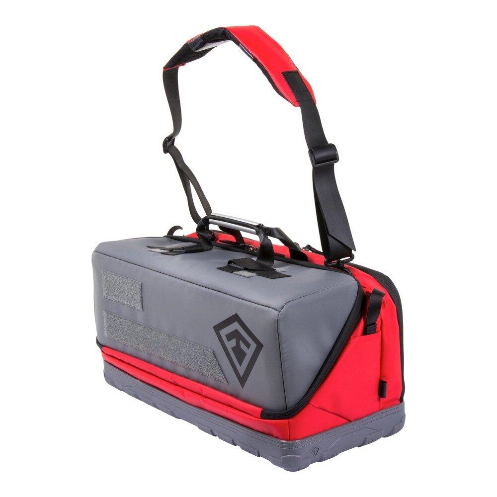 Zdravotnícka taška ALS Jump First Tactical® - červená (Farba: Červená)