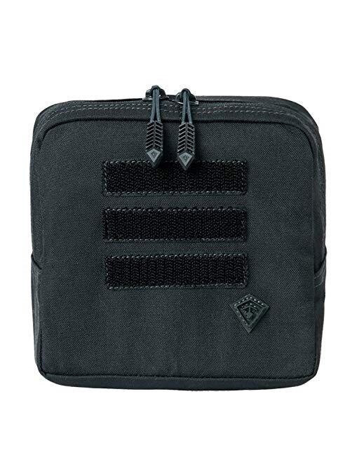 Puzdro Tactix 6x6 Utility First Tactical® - čierne (Farba: Čierna)