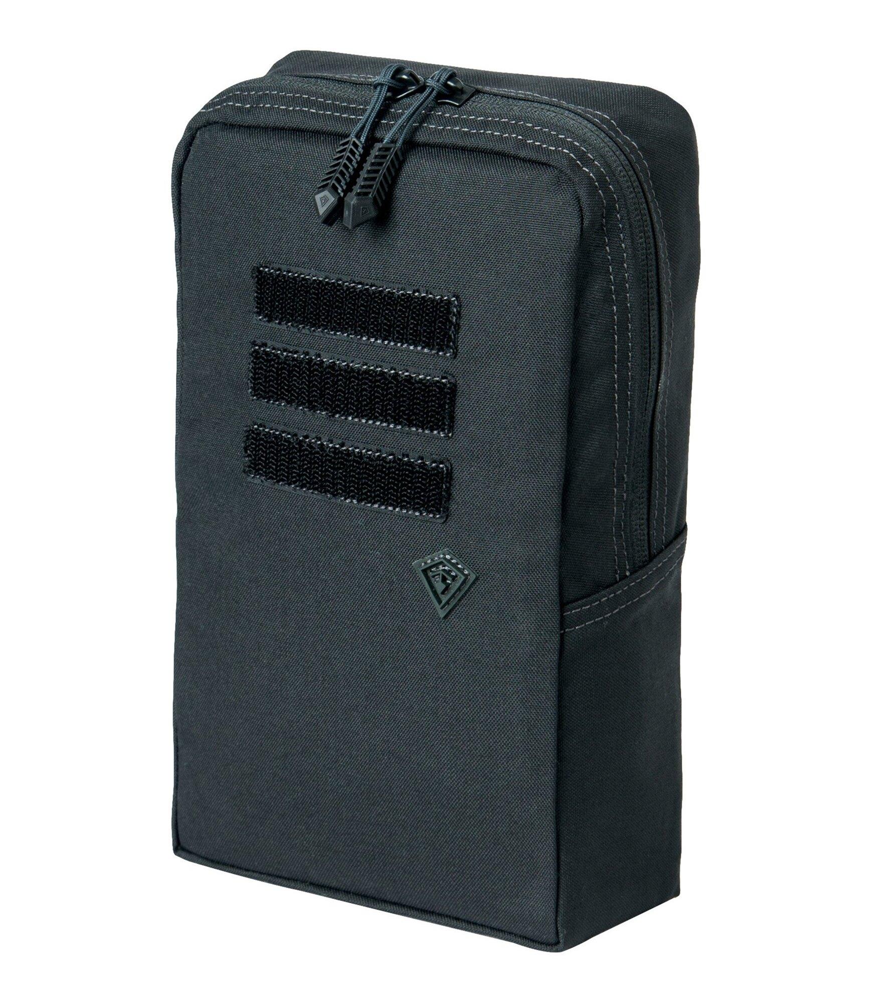 Puzdro Tactix 6x10 Utility First Tactical® - čierne (Farba: Čierna)