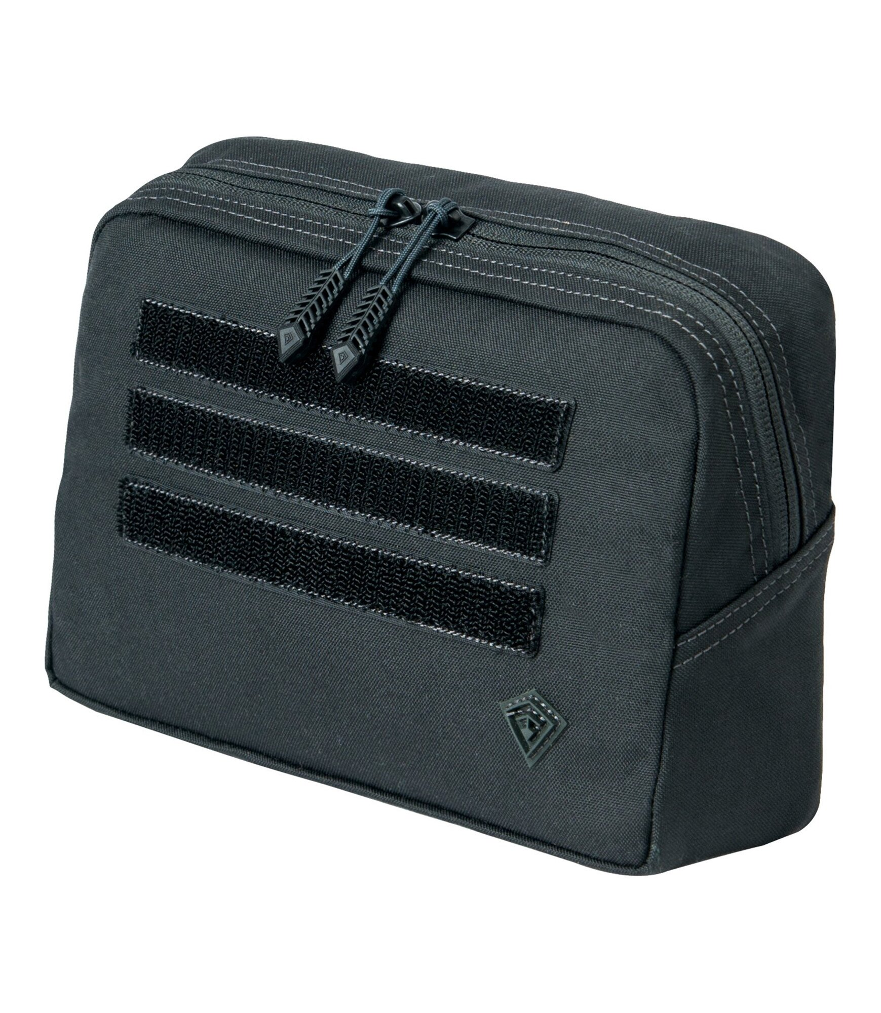 Puzdro Tactix 9x6 Utility First Tactical® - čierne (Farba: Čierna)