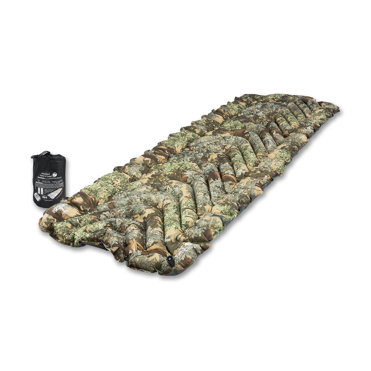 Nafukovacia karimatka Insulated Static V™ Klymit® - Kings Camo® Desert Shadow® (Farba: Kings Camo® Desert Shadow®)