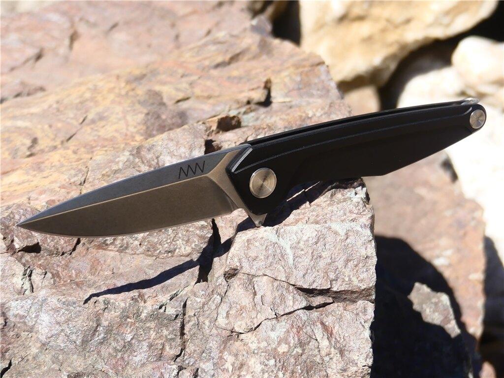 Zatvárací nôž ANV® Z300 Dural Liner Lock