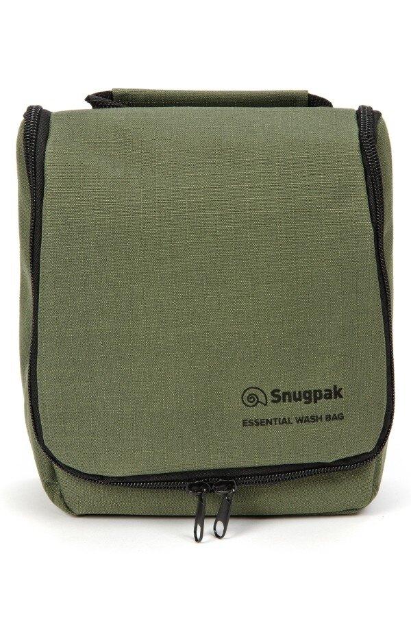 Toaletná taška Essential Wash Snugpak® - Olive Green (Farba: Olive Green )