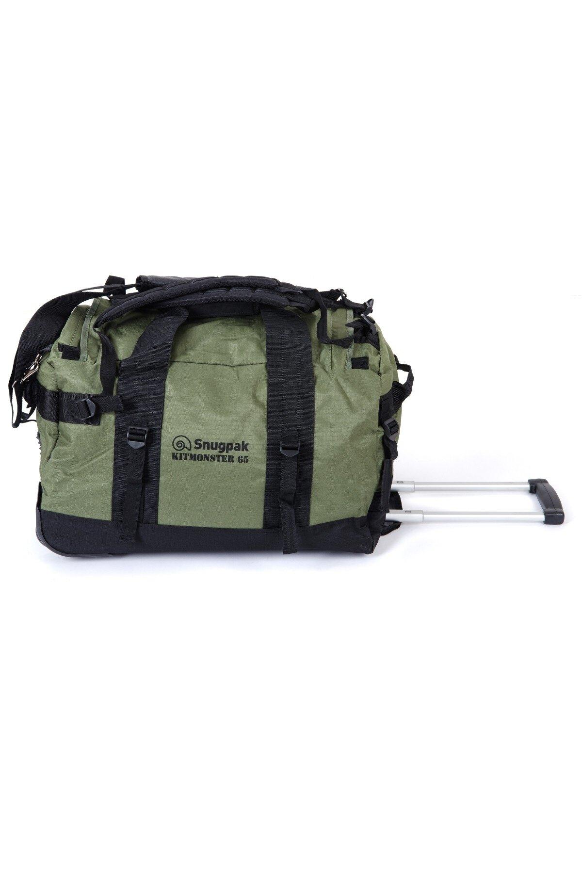 Cestovní taška Monster Roller Snugpak® 65 litrů (Farba: Olive Green )