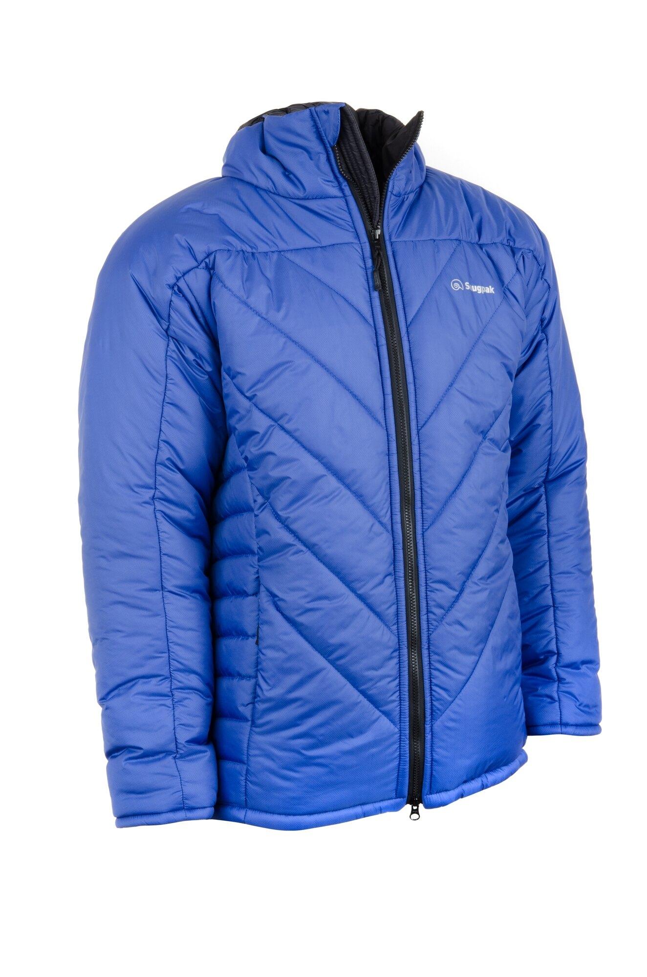 Bunda Insulated SJ12 Snugpak® – Modrá (Farba: Modrá, Veľkosť: XS)