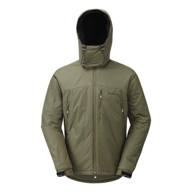 Softshellová izolačná bunda Extreme Montane® - Olive Green (Farba: Zelená, Veľkosť: XXL)