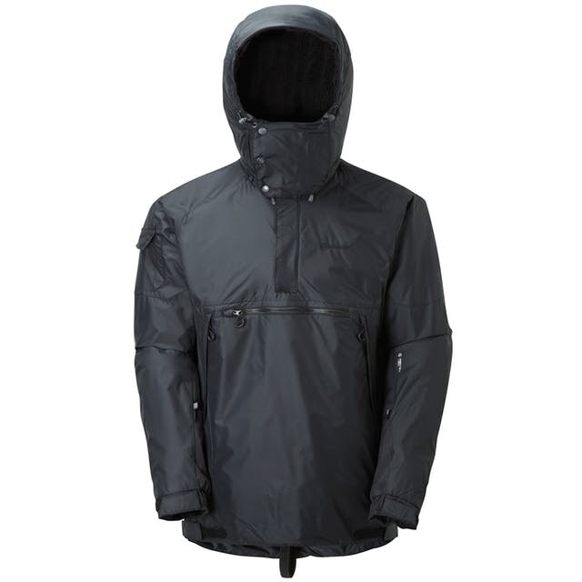 Arktická zimná bunda Extreme Smock Montane® - čierna (Farba: Čierna, Veľkosť: M)