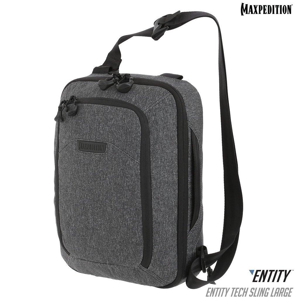 Taška cez rameno Entity™ Tech Sling Maxpedition® Large - Charcoal
