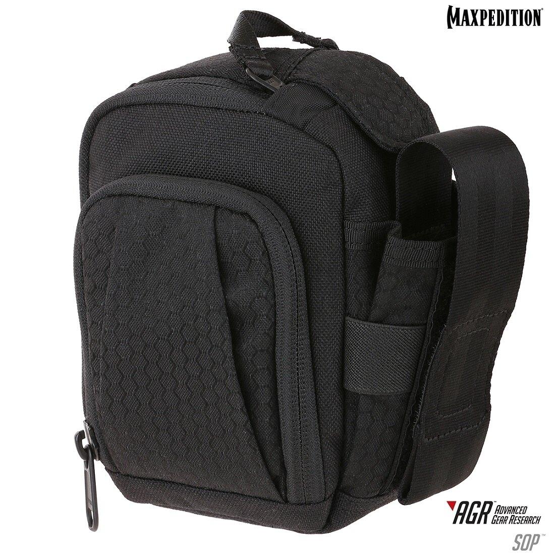 Pouzdro Side Opening Pouch (SOP) Maxpedition® – Čierna (Farba: Čierna)