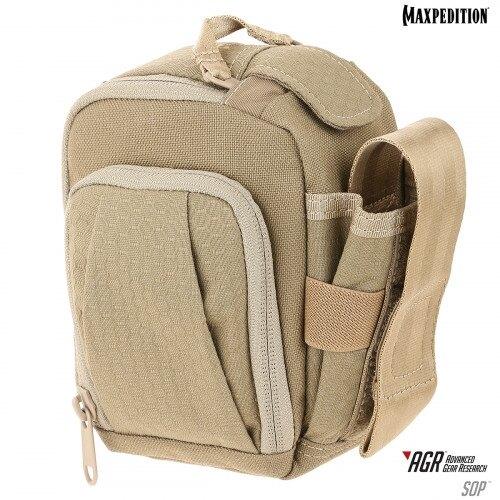 Pouzdro Side Opening Pouch (SOP) Maxpedition® – Khaki (Farba: Khaki)