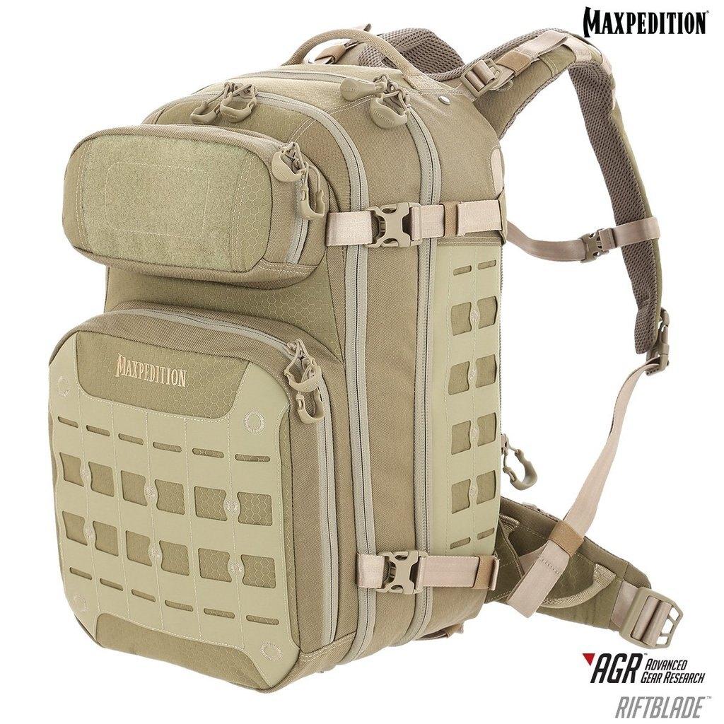 Batoh Riftblade™ CCW-Enabled Maxpedition® 30 l – Khaki (Farba: Khaki)