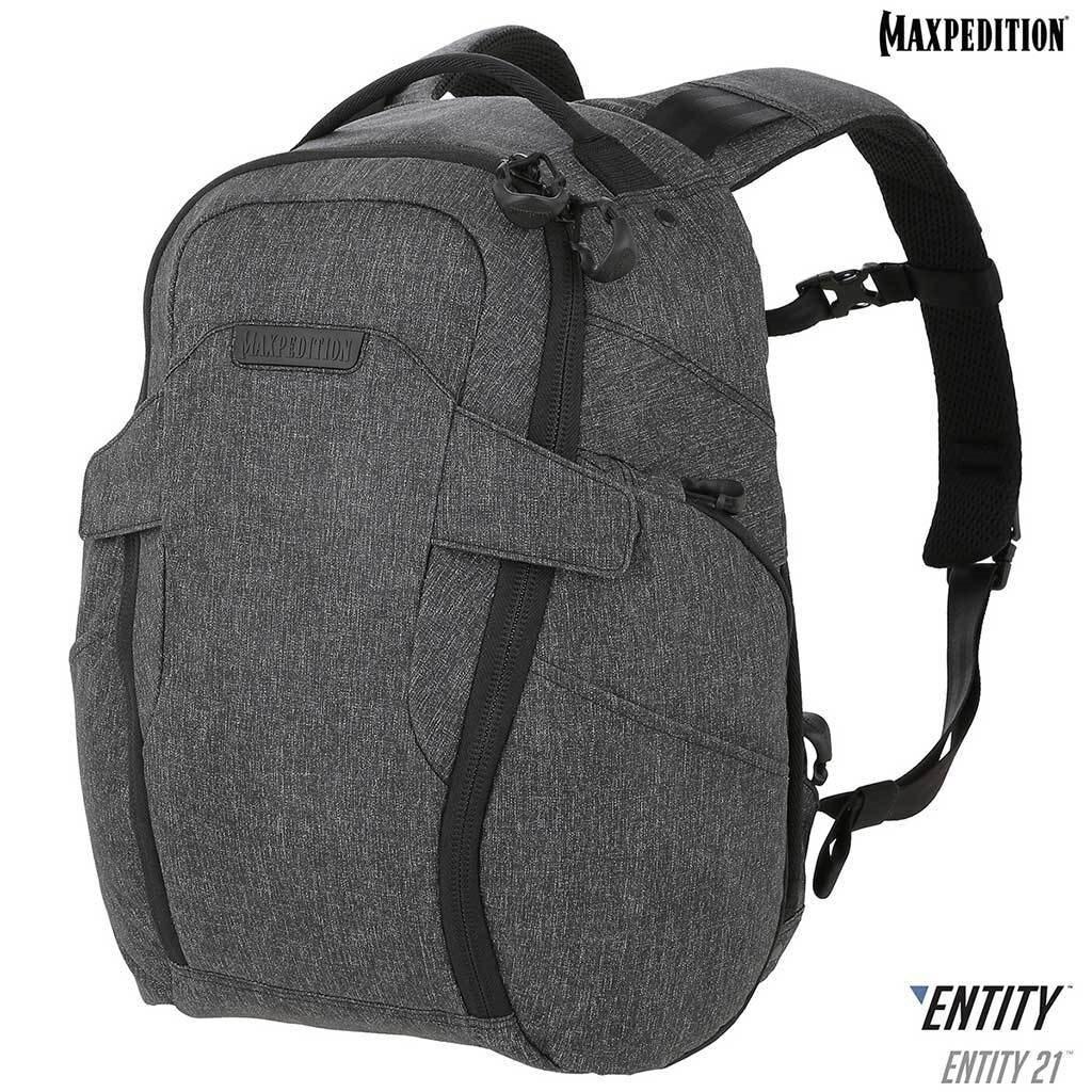 Batoh Entity 21™ CCW - Enabled Maxpedition® 21 L (Farba: Charcoal)
