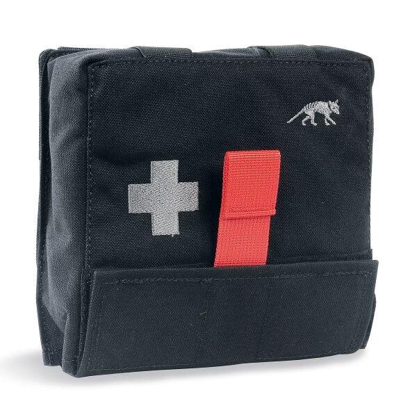 Puzdro na zdravotnícke potreby Tasmanian Tiger® IFAK Pouch S – Čierna (Farba: Čierna)