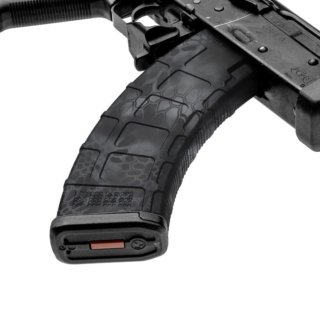 GunSkins® prémiový vinylový skin na zásobník AK-47 – Kryptek Typhon™ (Farba: Kryptek Typhon™)