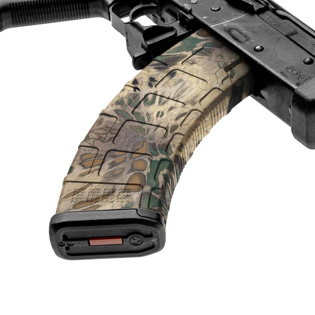 GunSkins® prémiový vinylový skin na zásobník AK-47 – Prym1® Multi Purpose™ (Farba: Prym1® Multi Purpose™)