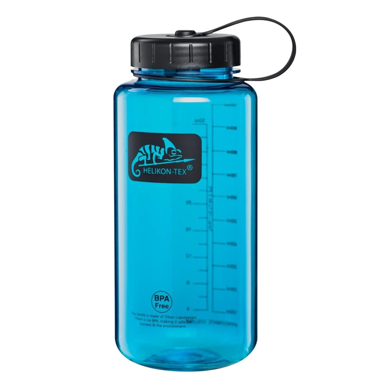 Fľaša Helikon-Tex® Tritan™ 1 l – Modrá (Farba: Modrá)