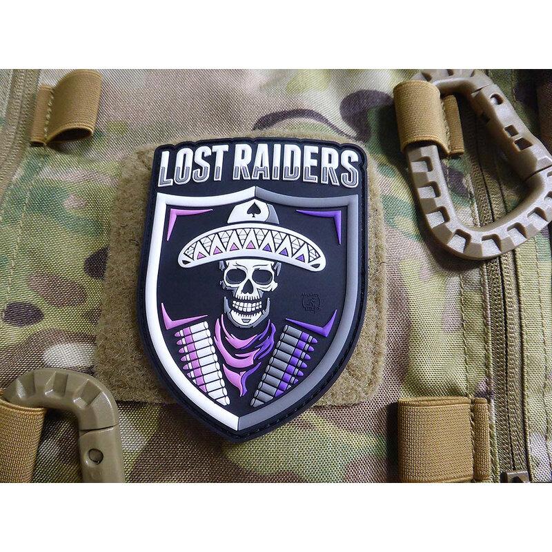 Nášivka Lost Raiders JTG® (Farba: Viacfarebná)