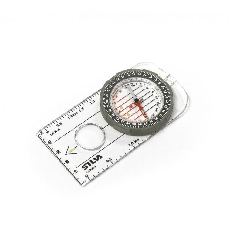 Kompas S3 4 Silva® – Číra (Farba: Číra)