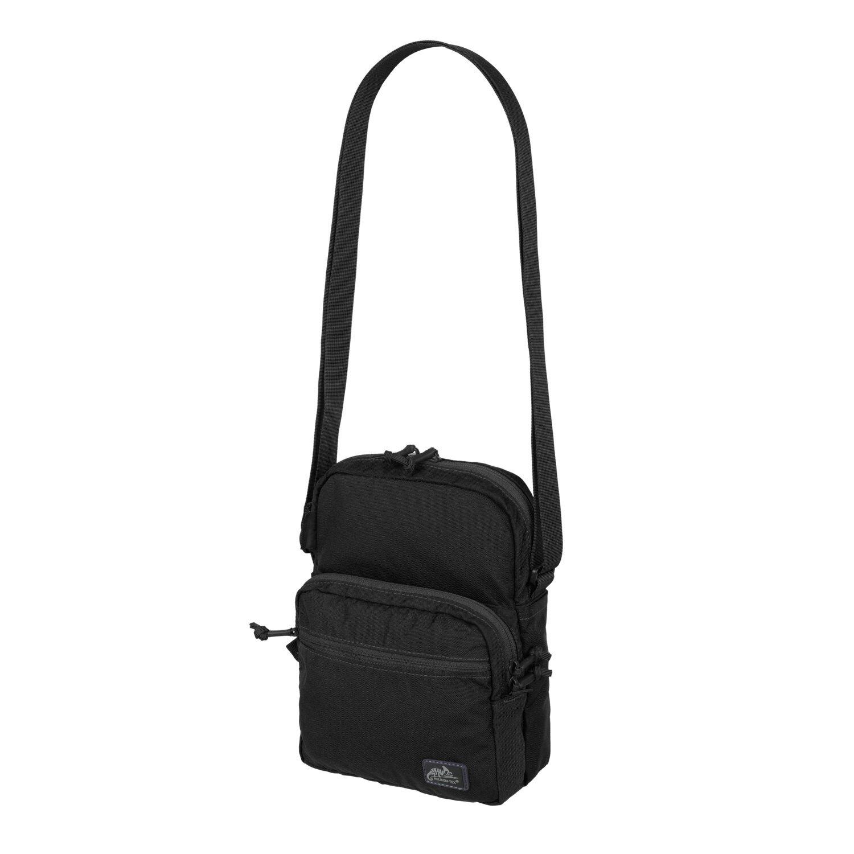 Taška cez rameno EDC Compact Helikon-Tex® – Čierna (Farba: Čierna)