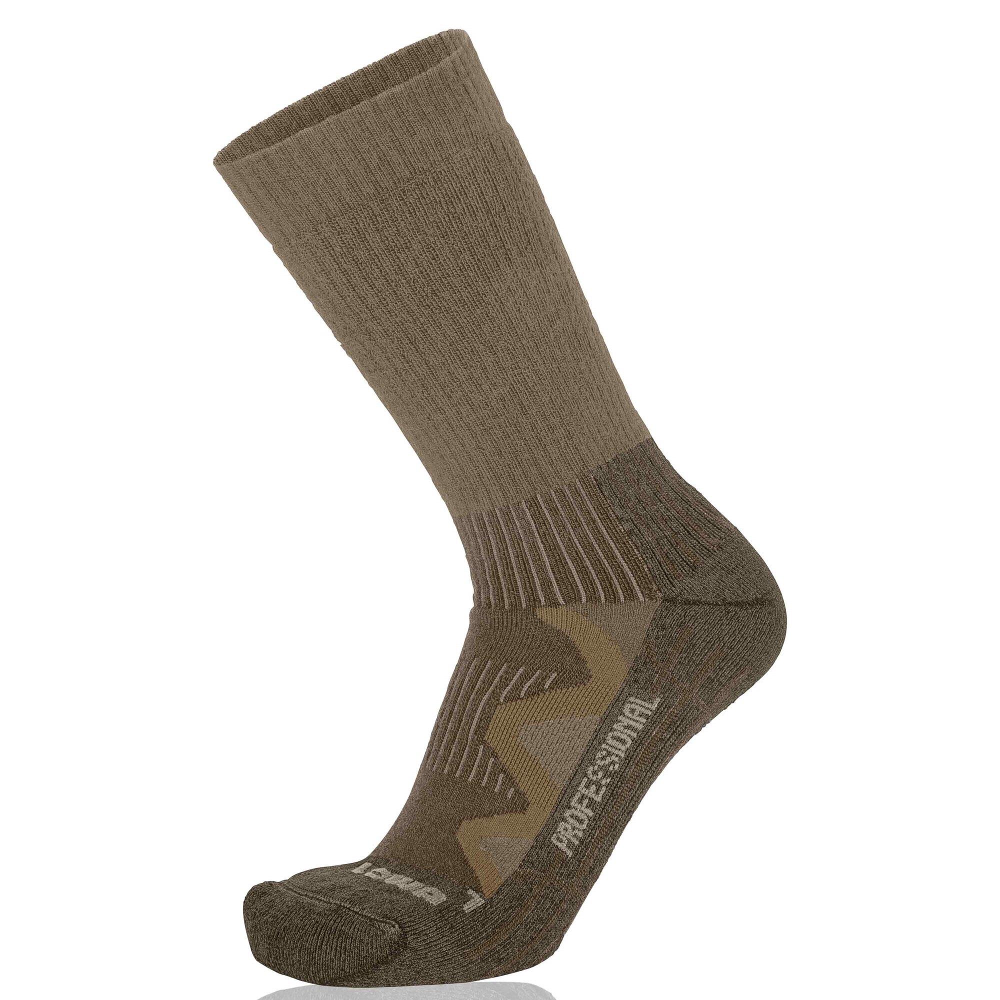 Zimné ponožky Winter Pro Lowa® (Farba: Čierna, Veľkosť: 39-40)